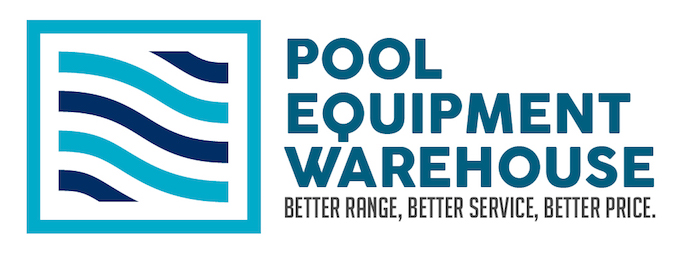 pool equipment warehouse logo | best price pool equipment shop brisbane